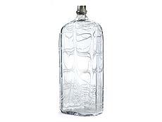 Detailabbildung: Achtkantflasche