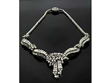 Detail images: Diamantcollier