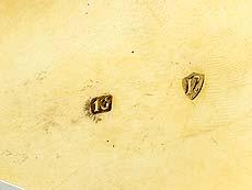 Detail images: Hanauer Silberhumpen