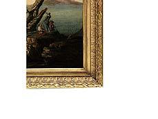 Detail images: Claude Joseph Vernet, 1714 Avignon – 1789 Paris, zug.