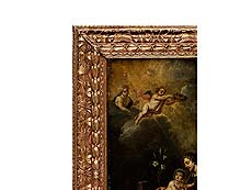 Detail images: Simon de Vos, 1603 Antwerpen – 1676