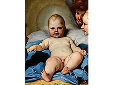 Detail images: Carlo Maratta, 1625 Camerano – 1713 Rom,