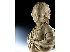 Detail images: Jean Baptiste Lemoyne d. J., 1704 Paris - 1778, zug.