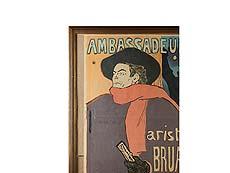 Detail images: Henri de Toulouse-Lautrec, 1864 – 1901, nach
