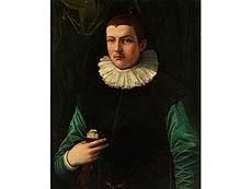 Detailabbildung: Francesco Traballesi, 1544 Florenz – 1588 Mantua, zug.