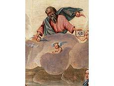 Detailabbildung: Giovanni Battista Verrocchio, 1494 Florenz – 1569, zug.