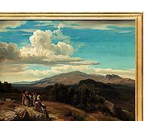 Detailabbildung: Anton Romako, 1832 – 1889