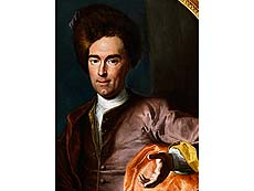 Detail images: Höfischer Portraitist des 18. Jahrhunderts