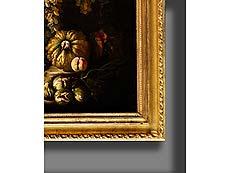 Detail images: Abraham Brueghel (1631-1697) und Antonio Amorosi (1660-1738)