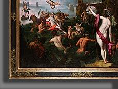 Detailabbildung: Hans Rottenhammer d. Ä., 1564/5 –1625 und Jan Brueghel d. Ä., 1568 – 1625