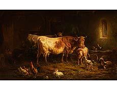 Detailabbildung: Louis Reinhardt, 1849 – 1870 Traunsee