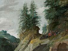 Detail images: Joos de Momper d. J. und Werkstatt, 1564 – 1635