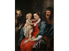 Detailabbildung: Peter Paul Rubens und Werkstatt, 1577 Siegen – 1640 Antwerpen