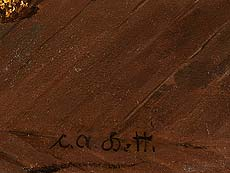 Detail images: Cesare Augusto Detti, 1847 – 1914