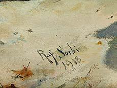 Detailabbildung: Raffaello Sorbi, 1844 Florenz – 1931