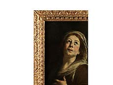 Detailabbildung: Bernardo Strozzi, 1581 - 1644, zug.