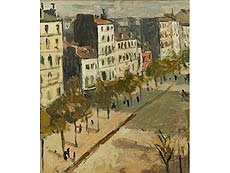 Detail images: Albert Marquet, 1875 Bordeaux – 1947 Paris