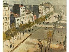 Detailabbildung: Albert Marquet, 1875 Bordeaux – 1947 Paris