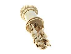 Detail images: Elfenbeinfigurengruppe