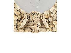Detail images: Großer Elfenbeinspiegel