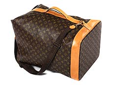 Detail images: Louis Vuitton Reisetasche Sac Marin