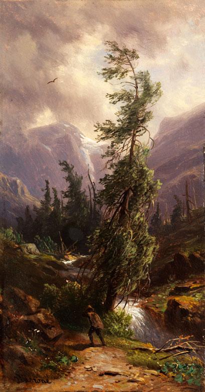 Johann (Giovanni) Varrone, 1832 Mailand – 1910 Mödling bei Wien