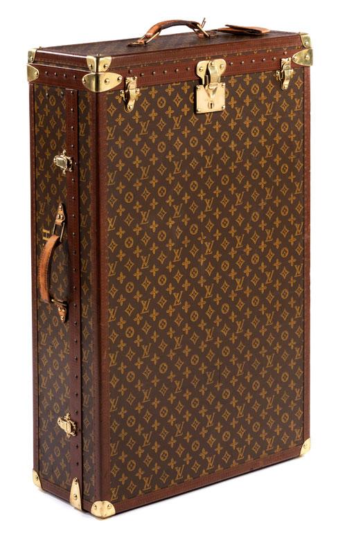 """Louis Vuitton Schrankkoffer """"Wardrobe Plate"""""""