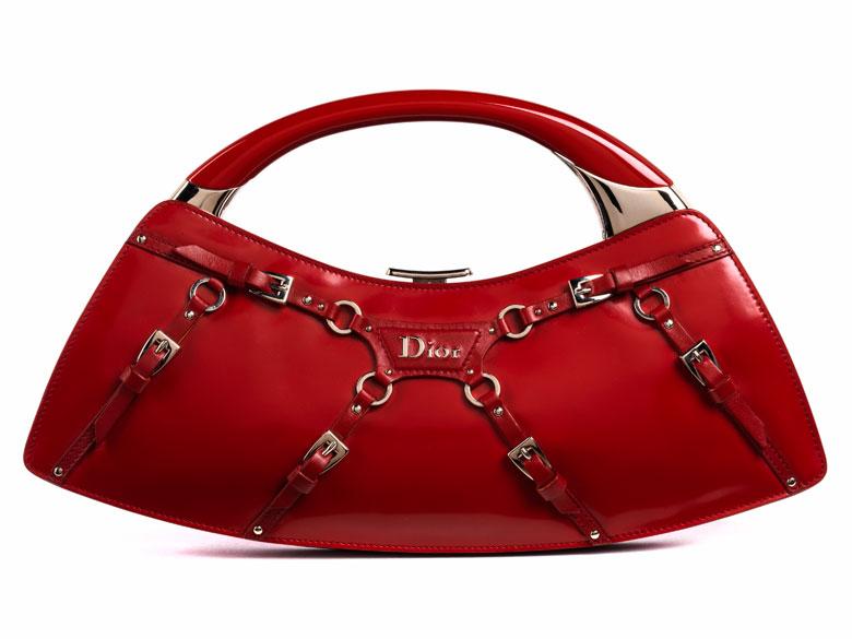 """Christian Dior """"Frame Sac Fermoir"""""""