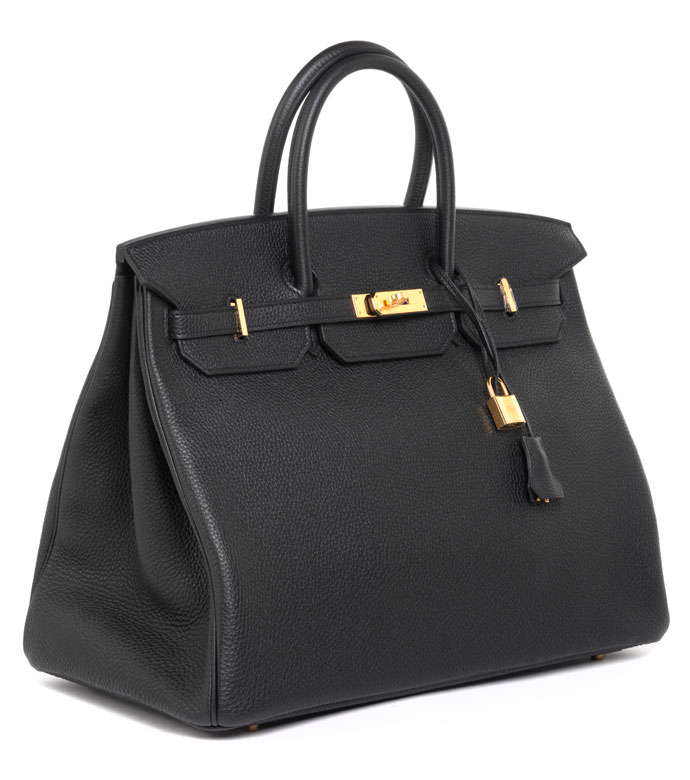 """Hermès Birkin Bag 40 cm """"Noir"""""""