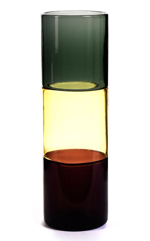 """Vase """"Incalmo"""" von Venini"""