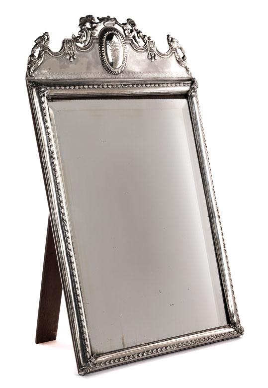 Londoner Silber Spiegel