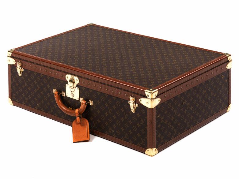 """Louis Vuitton Reisekoffer """"Alzer 80 Anglais"""""""