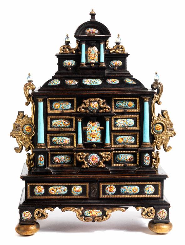 Barockes Kabinettkästchen