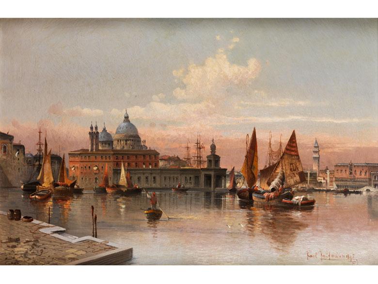 Karl Kaufmann, 1843 Neuplachowitz – 1902 Wien