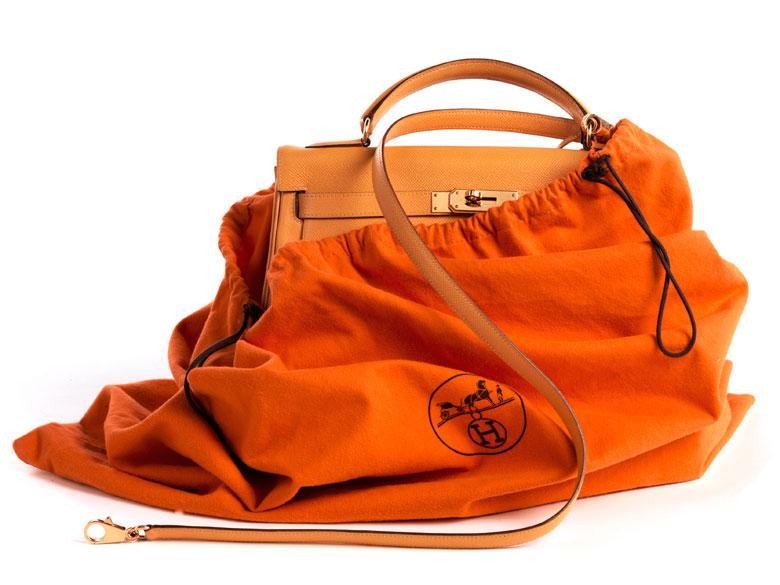 """Hermès Kelly Bag 32 cm """"Moutarde"""""""