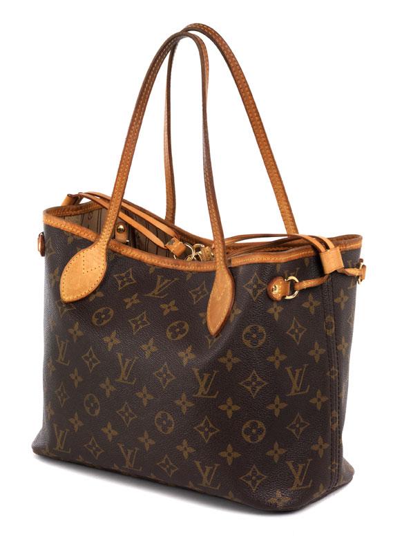 "Louis Vuitton Handtasche ""Neverfull Tote PM"""