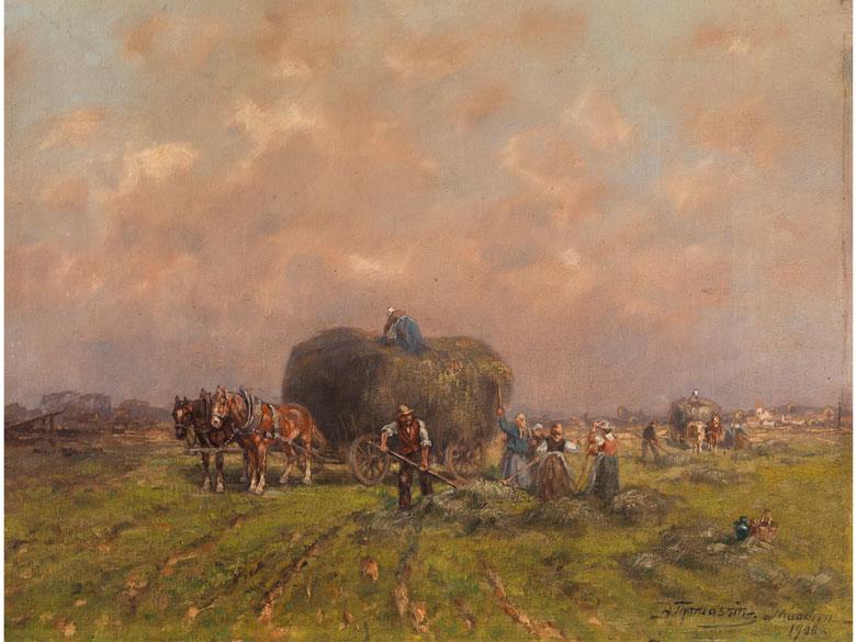 Désiré Thomassin, 1858 Wien – 1933 München