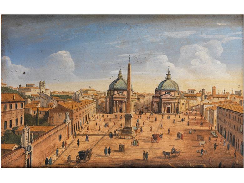 Giacomo van Lint, 1723 – 1790, zug.
