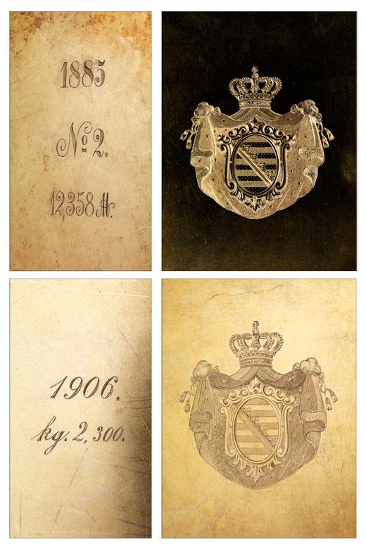 Detailabbildung: Der Silberschatz der Wettiner von Schloss Moritzburg