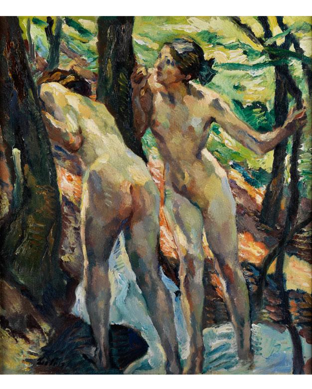 Leo Putz, 1869 Meran – 1940 Meran