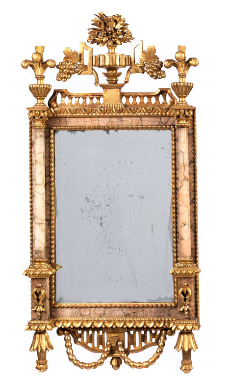 Prachtvoller Spiegel