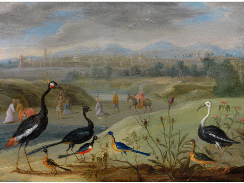 Jan van Kessel, 1626 - 1679