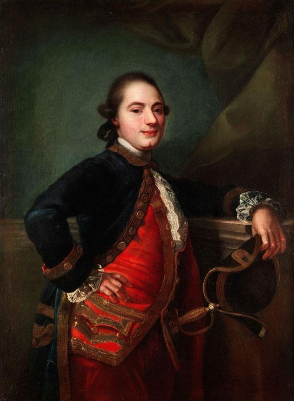 Giambettino Cignaroli, 1706 Verona – 1770 ebenda