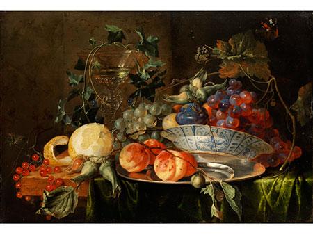 Jan Davidsz de Heem, 1606 Utrecht – 1683 Antwerpen