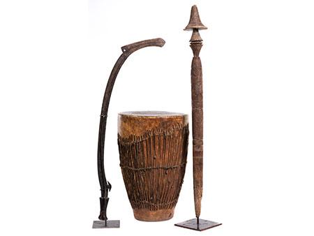 Konvolut Afrika-Objekte