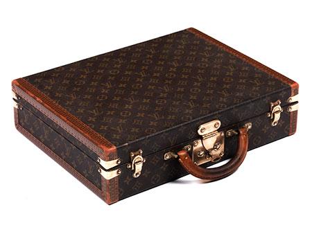 """Louis Vuitton Aktenkoffer """"Président Classeur"""""""
