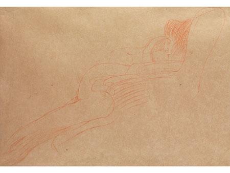 Gustav Klimt, 1862 Wien – 1918 ebenda