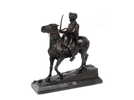 Jean Louis Ernest Meissonier, 1815 Lyon - 1891 Paris