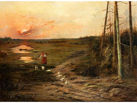 Jozef Chelmonski, 1849 Boczki, Polen – 1914 Kuklowka Zarzeczna, zug.