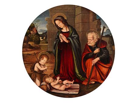 Niccolò Cartari, tätig um 1500 in Florenz